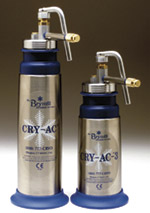 cryosurgery canister