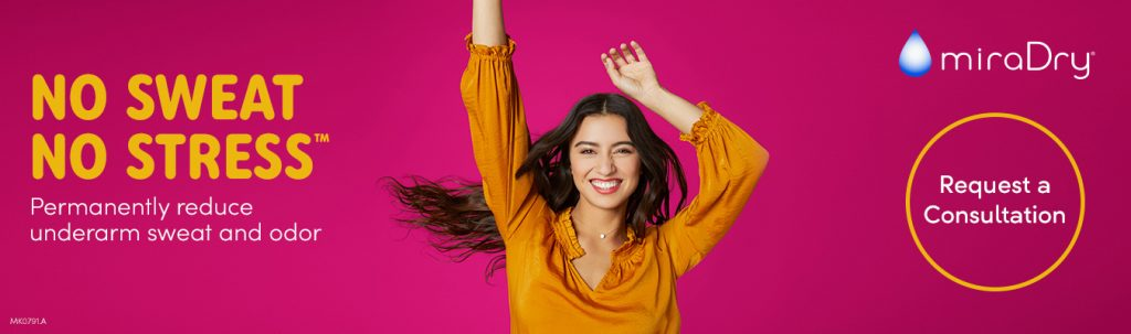 MiraDry Treatment for Underarm Sweat in New Jersey   SOMA