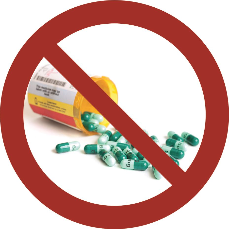 Treat acne without antibiotics